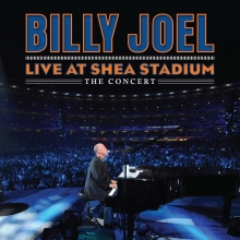 Live at Shea Stadium (2CD&1DVD) - de Billy Joel