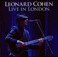 Live in London - de Leonard Cohen