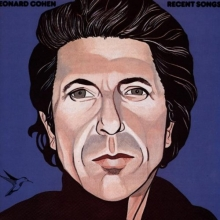 Recent songs - de Leonard Cohen