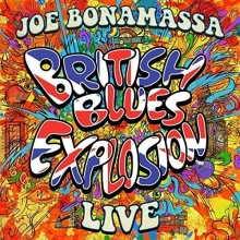 British Blues Explosion Live - de Joe Bonamassa