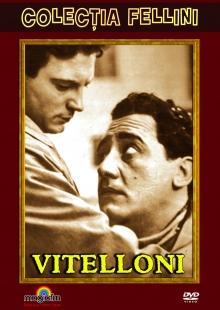 Vitelloni - de I Vitelloni:Alberto Sordi,Frederico Fellini