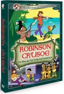 Robinson Crusoe - de Victor Antonescu