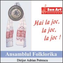 Hai la joc,la joc,la joc! - de Ansamblul Folklorika Dirijor Adrian Petrescu
