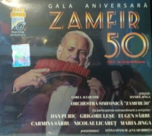 Gala Aniversara Zamfir 50 - de Gheorghe Zamfir