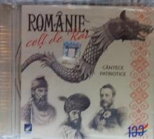 Romanie colt de Rai:Cantece patriotice - de Veta Biris,Sava Negrean-Brudascu,Marius Ciprian Pop,Ionela Morutan,Diana Bucsa etc.