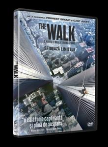 Sfideaza limitele - de The Walk:Joseph Gordon-Levitt, Charlotte Le Bon, Guillaume Baillargeon
