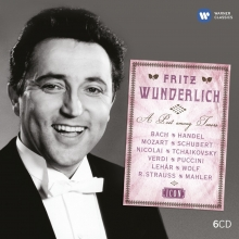 Icon:A Poet among Tenors - de Fritz Wunderlich