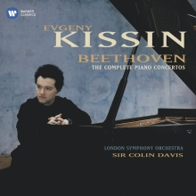 Beethoven:The Complete Piano Concertos - de Evgeny Kissin/London Symphony Orchestra/Sir Colin Davis