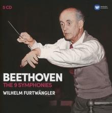 Beethoven: The 9 Symphonies - de Wilhelm Furtwangler