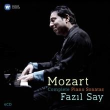 Mozart: Complete Piano Sonatas - de Fazil  Say