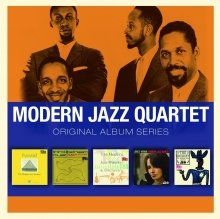 Original Album Series - de Modern Jazz Quartet