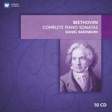 Beethoven:Complete Piano Sonatas - de Daniel Barenboim