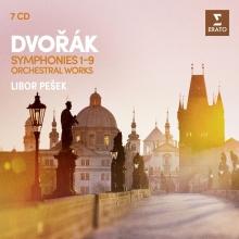 Dvorak:Symphonies 1-9 - de Libor Pesek,Royal Liverpool Philharmonic Orchestra