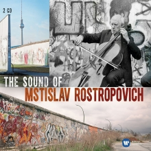 The Sound of - de Mstislav Rostropovich