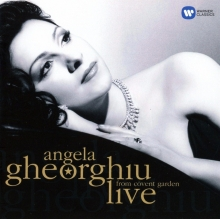 Live from Covent Garden - de Angela Gheorghiu