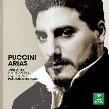 Puccini Arias - de Jose Cura/Philharmonia Orchestra/Placido Domingo