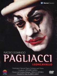 Leoncavallo:Pagliacci - de Placido Domingo,Veronica Villarroel,Gregory Yurisich/Washington National Opera/Franco Zeffirelli