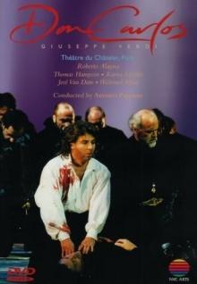 Verdi:Don Carlo - de Roberto Alagna,Thomas Hampson,Karita Mattila/Theatre du Chatelet,Paris/Antonio Pappano