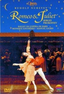 Prokofiev:Romeo & Juliet - de Monique Loudieres,Manuel Legris