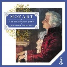 Mozart: Les Sonates pour piano - de Christian Zacharias
