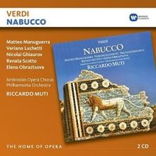 Verdi:Nabucco - de Matteo Manuguerra-Veriano Luchetti-Nicolai Ghiaurov-Renata Scotto-Ambrosian Opera Chorus Philahrmonia Orchestra-Riccardo Mutti