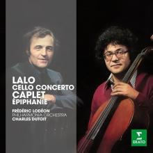 Lalo:Cello Concerto/Caplet:Epiphanie - de Frederic Lodeon/Philharmonia Orchestra/Charles Dutoit