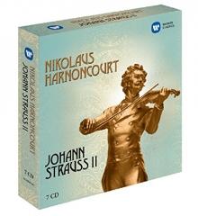 Johann Strauss II - de Nikolaus Harnoncourt