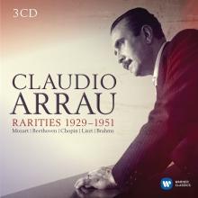 Rarities 1929-1951 - de Claudio Arrau