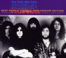 Fireball-Anniversary Edition - de Deep Purple