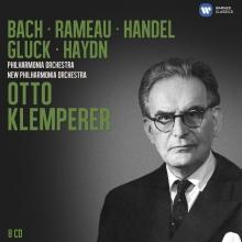 Bach-Rameau-Handel-Gluck-Haydn - de Otto Klemperer/Philharmonia Orchestra