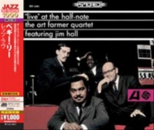 Live at the half-note - de The Art Farmer Quartet feat.Jim Hall