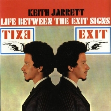 Life between the exit signs - de Keith Jarrett