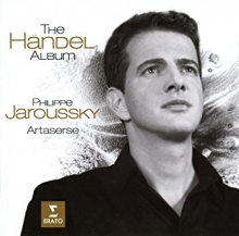 The Handel Album - de Philippe Jaroussky