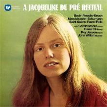 Recital:Bach-Paradis-Bruch-Mendelssohn-Schumann-Saint-Saens-Faure-Falla - de Jacqueline du Pre