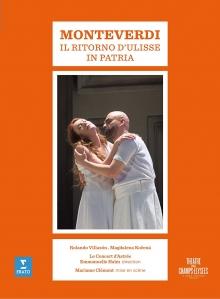 Monteverdi: Il Ritorno Di Ulisse in patria - de ROLANDO VILLAZON,MAGDALENA KOZENA