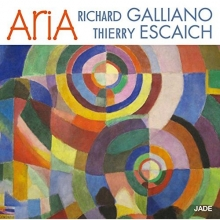 ARIA - de Richard Galliano/Thierry Escaich