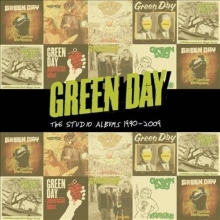 The Studio Albums 1990-2009 - de Green Day