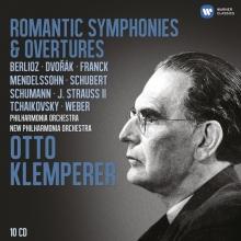 Romantic Symphonies & Overtures - de Otto Klemperer