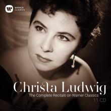 The Complete Recitals on Warner Classics - de Christa Ludwig