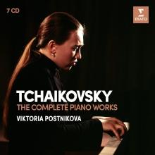 Tchaikovsky:The Complete Piano Works - de Viktoria Postnikova