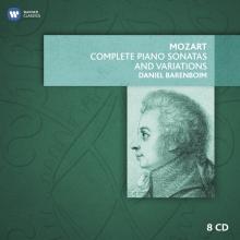 Mozart:Complete Piano Sonatas - de Daniel Barenboim