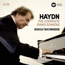 Haydn:The Complete Piano Sonatas - de Rudolf Buchbinder