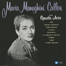 Opera Arias - de Maria Meneghini Callas