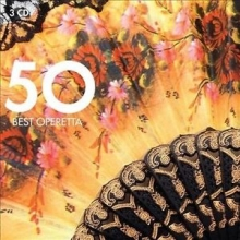 50 Best Operetta  - de Various Artists