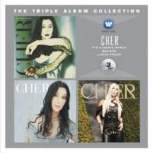 The Triple Album Collection - de Cher