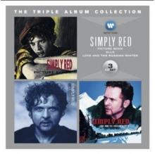 TRIPLE ALBUM COLLECTION - de Simply Red