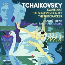 Tchaikovsky: Swan Lake,The Sleeping Beauty,The Nutcracker - de Andre Previn/London Symphony Orchestra