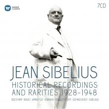 Jean Sibelius:Historical Recordings and Rarities 1928-1945 - de Marian Anderson-Jascha Heifetz-Anja Ignatus-Louis Jensen-Budapest String Quartet-BBC Symphony Orchestra etc
