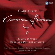 Orff:Carmina Burana - de Sally Matthews-Lawrence Brownlee-Christian Gerhaher/Rundfunkchor Berlin