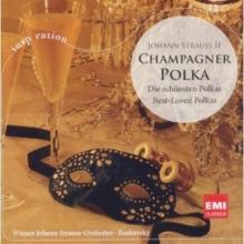 Johann Strauss II:Best Loved Polkas - de Wiener Johann Strauss-Orchester-Boskovsky